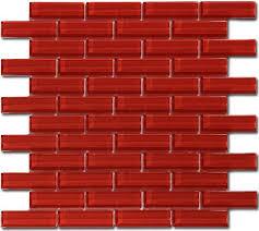 Red Tile Backsplash - universal ceramic tiles new york brooklyn kitchens kitchen