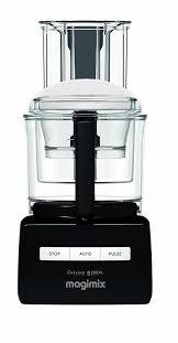 cuisine magimix magimix 5200xl food processor black amazon co uk kitchen home