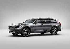 volvo cars volvo cars reveals its adventurous side with new v90 cross country