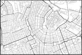 Map Of Amsterdam Amsterdam Typography Map Gallery Cartotalk