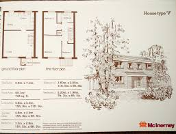 prevost floor plans marketing leaflet from mcinerney homes u2013 waterlow estate history