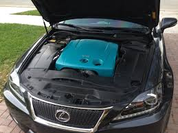 2006 lexus is250 touch up paint painted engine cover thread merged threads page 16 club