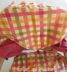 easy no sew kitchen valances meatloaf and melodrama