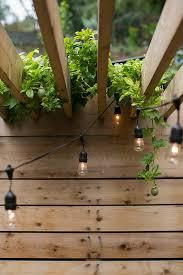 Outdoor Pergola Lights by Best 25 Black Pergola Ideas On Pinterest Pergola Patio Cover