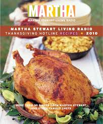 free martha stewart living thanksgiving cookbook