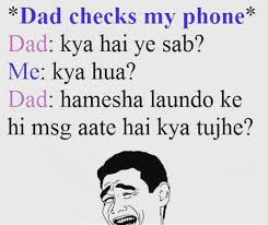 Mobile Meme - when parents check your phone mobile meme jokofy pictures