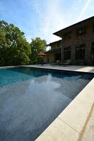 who makes the best fiberglass pool aquaserv pool spa inc rectangle pool with tanning ledge end pools aquaserv