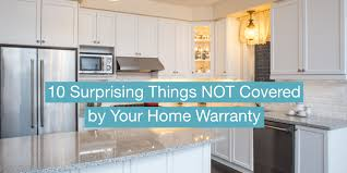 best home warranty companies consumeraffairs 10 surprising things not covered by your home warranty safewise