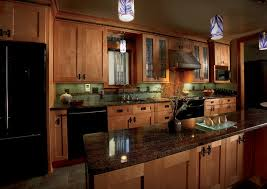 mission cabinets kitchen mission plus maple cider eclectic kitchen other by woodland