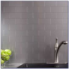 Stainless Steel Backsplash Tiles Canada Tiles  Home Design - Cutting stainless steel backsplash