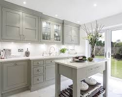 shaker kitchen ideas best 25 grey shaker kitchen ideas on grey cabinets