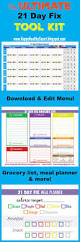 weekly dinner meal planner template best 25 menu planners ideas that you will like on pinterest the ultimate 21 day fix tool kit