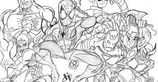 avengers color gekimoe u2022 62873