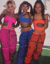Halloween Costumes Singers 25 Tlc Group Ideas Tlc Costume Tlc Singers