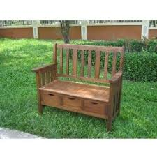 Wood Outdoor Storage Bench Outdoor Patio Storage Benches The Urban Backyard
