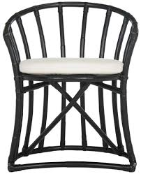 Rattan Accent Chair Wik6500a Accent Chairs Furniture By Safavieh