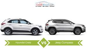 jeep compass 2017 trunk space jeep compass vs hyundai creta specs comparison