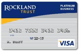 Visa Business Card Commercial Credit U0026 Debit Cards For Large Companies Rockland Trust