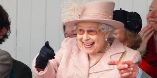 Queen Elizabeth by Queen Elizabeth Ii Will Only Wear Essie Ballet Slippers On Her