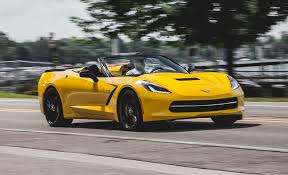2014 chevrolet corvette stingray convertible 2014 chevrolet corvette stingray z51 convertible test review