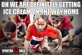 Mud Run Meme - obstacle races ab workouts for womenab workouts for women