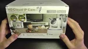 1080p Full Hd Ip Camera P2p Unboxing Set Up Install And