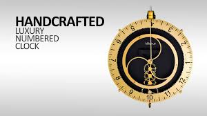 modern wall clocks allmodern elapse 18 5 clock loversiq