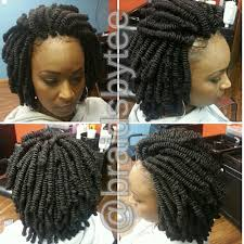 spring twist braid hair stylist feature love these springtwists done by mtolivenc