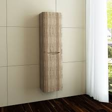 Bathroom Cabinet Storage by 30 Oak Tall Bathroom Cabinet Bathroom Oak Side Unit Tall Cabinet