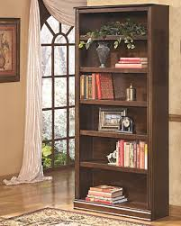 Canoe Shaped Bookshelf Bookcases Ashley Furniture Homestore