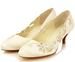 Wedding Shoes Ideas Wedding Shoes Ideas For Bride Low Heel Fashion Leaks