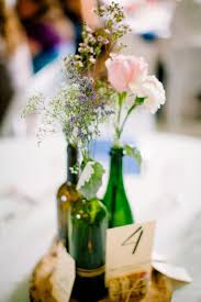 wine bottle wedding centerpieces wine bottle wedding centerpieces