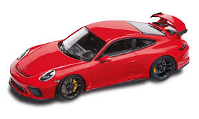 porsche 911 price new porsche 911 gt3 991 2 model car 1 43 scale ebay