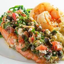 Mediterranean Style Food - mediterranean diet inspired meals