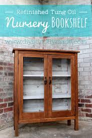 guest blog nursery bookshelf u2013 diystinctly made