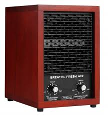 breathe fresh air hepa filter ionic ionizer air purifier with uv