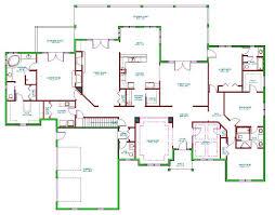 5 bedroom 1 story house plans baby nursery 5 bedroom house plans 1 story bedroom house plans