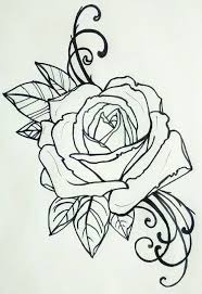 meaning behind rose tattoo