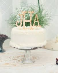 lots of ideas for cheap wedding cake toppers some you can make