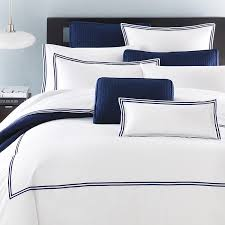 Cotton Bedding Sets 5pc7pc9pc Cotton Bedding Set King Size New Blue And