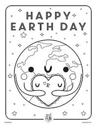 printable earth coloring free pdf download http