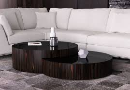 coffee table nesting coffee table pr prato ct 01 prato round nest