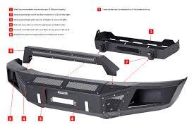 Led Light Bar Installation by Go Rhino 26273t Br5 Black Light Bar Mount