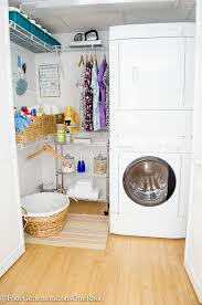 diy basement laundry room makeover before u0026 after four
