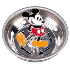 Your WDW Store Disney Sink Strainer Best Of Mickey Mouse - Kitchen sink drain plug