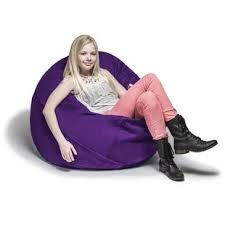 purple bean bag chairs you u0027ll love wayfair