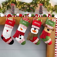 cozy sweater stocking