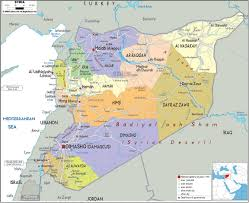 Homs Syria Map by Evacuation Agreement For City Of Homs Syria Is Major Step Towards