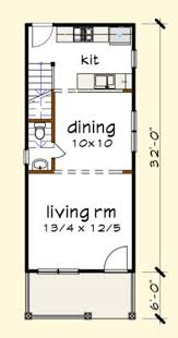 Floor Plan Abbreviations by Traditional Style House Plan 2 Beds 1 50 Baths 868 Sq Ft Plan