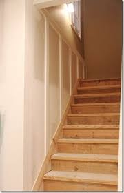 Stairs To Basement Ideas - best 25 basement stair ideas on pinterest diy interior stairs